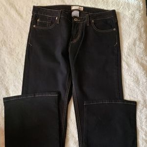 BDG Denim Dark wash boot cut pants